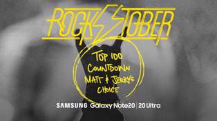 ROCKTOBER Top 100 Countdown Matt & Jerry Edition
