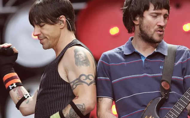 Tattoos meaning frusciante john What's The