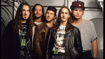 Stone Gossard reminisces about the early days of Pearl Jam