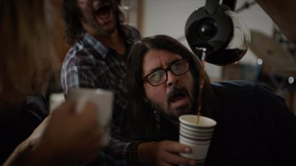 Foo Fighters drop prescription drug spoof 'FreshPotix'