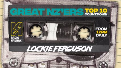 Great NZers Top 10 Mixtape - Lockie Ferguson