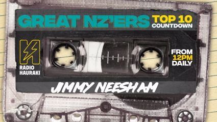 Great NZers Top 10 Mixtape - Jimmy Neesham