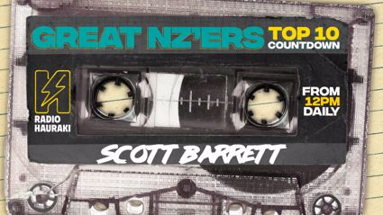 Great NZers Top 10 Mixtape - Scott Barrett
