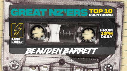 Great NZers Top 10 Mixtape - Beauden Barrett