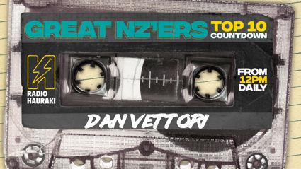 Great NZers Top 10 Mixtape - Dan Vettori