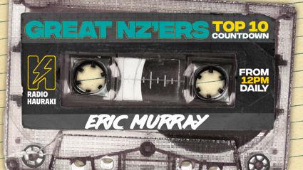 Great NZers Top 10 Mixtape - Eric Murray