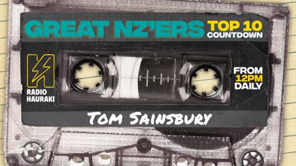 Great NZers Top 10 Mixtape - Tom Sainsbury