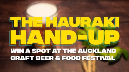 The Hauraki Hand-Up with Auckland Craft Beer & Food Festival