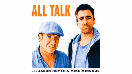All Talk with Jase and Mike: Ep17 - The Black Clash Special