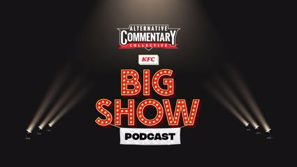 The KFC Big Show Podcast: #14 - Farts, Grinder, The Black Clash & Daryl Mitchell
