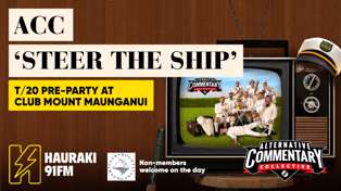 TAURANGA: Steer The Ship with The ACC