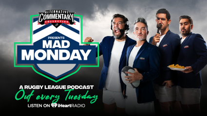 Mad Monday Podcast: Episode 2 - The Shammy Legend