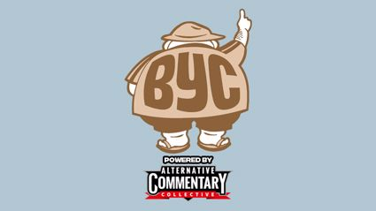 BYC Podcast - Ep 27:  The Useless Tosser (Feat Mike Lane)