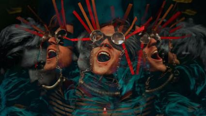 """Foster The People share trippy animated video for """"Lamb's Wool"""""""