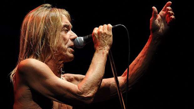 Iggy Pop - Getty Images