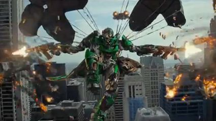 Transformers: Age Of Extinction - Review