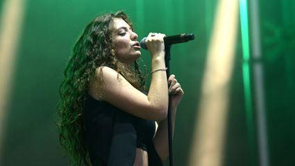 Lorde - Getty Images