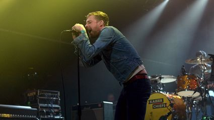 Kaiser Chiefs Live In Milan