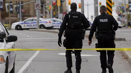 Police In The City Of Ottawa - Getty Images