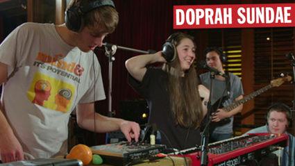 Barkers Sundae Sessions - Doprah