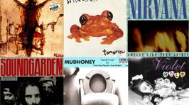 19 Of The Best 90s Grunge Tunes