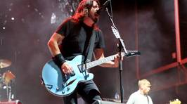 Foo Fighters Live In Las Vegas
