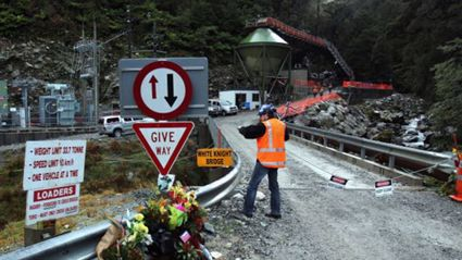 Pike River Site - Getty Images