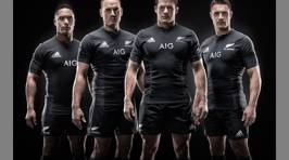 The All Blacks Jerseys Through The Years