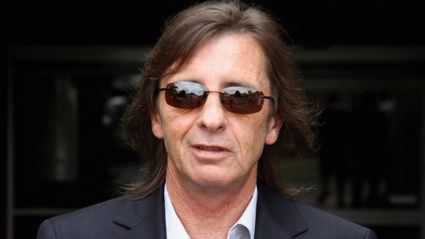 Phil Rudd - Getty Images