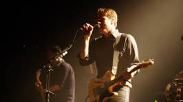 Jimmy Eat World Live In Auckland