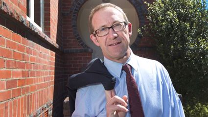 Andrew Little Labour's New Leader