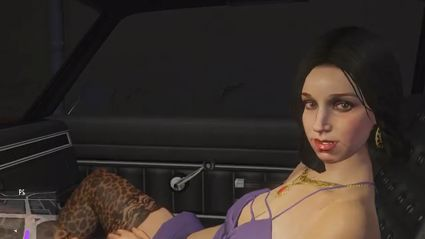 GTA V Controversial 'First Person' Sex Feature