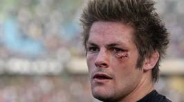 Richie McCaw's Visual History Of Pain