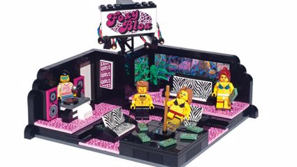 The World's First Strip Club Made Of Legos