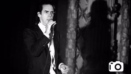 Nick Cave Live In Wellington