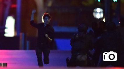 Overnight Scenes From Sydney Siege