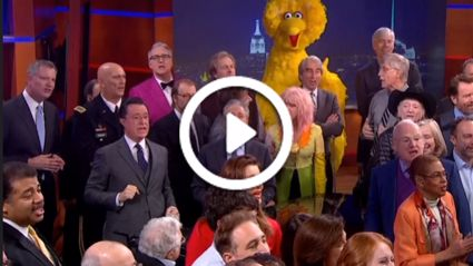 The Colbert Report Finale