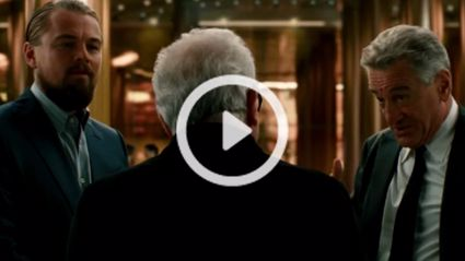Robert De Niro & Leonardo DiCaprio Together In Short Film