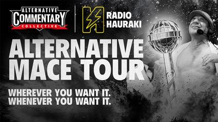 "The ACC & Hauraki's WTC ""Alternative Mace Tour"""