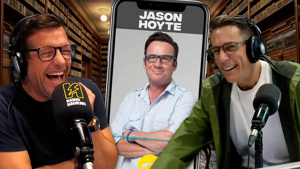 """Jason Hoyte's """"foolproof"""" plan to celebrate the Olympic athletes when they return home"""