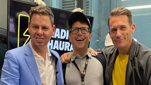 Paddy Gower on P with Matt & Jerry